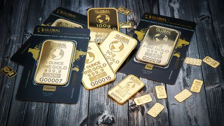سرمایه گذاری در طلا یا بانک
